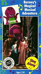 Barney - Barney's Magical Musical Adventure