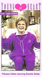 Young at Heart - Body Conditioning With Estelle Getty