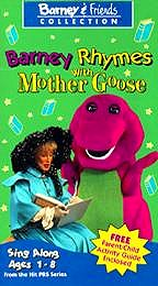 Barney - Barney Rhymes With Mother Goose