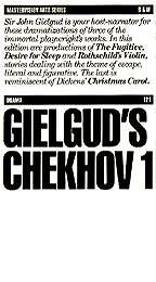 Gielgud's Chekhov 1