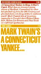Mark Twain's A Connecticut Yankee
