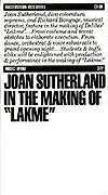 Joan Sutherland in the Making of