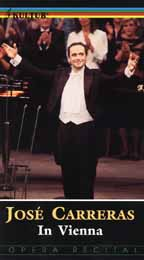 Jose Carreras in Vienna