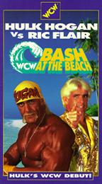 WCW - Bash at the Beach - Hulk Hogan Vs. Ric Flair