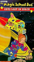 Magic School Bus: Gets Lost in Space movie