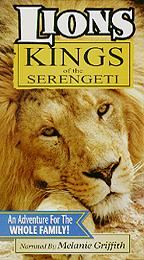 Lions - Kings of the Serengeti