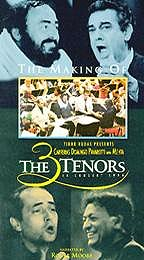 Making of the 3 Tenors in Concert 1994