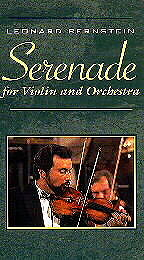 Leonard Bernstein - Serenade for Violin & Orchestra