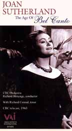 Joan Sutherland - The Age of Bel Canto
