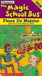 Magic School Bus, The - Flexes Its Muscles