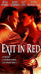 Exit in Red Poster