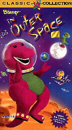 Barney - Barney in Outer Space