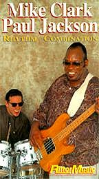 Mike Clark and Paul Jackson - Rhythm Combination