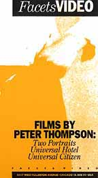 Films of Peter Thompson