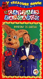All New Captain Kangaroo: Sharing Is Caring