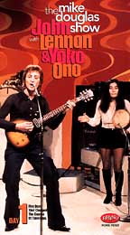 Mike Douglas Show with John Lennon and Yoko Ono, The: Day 1