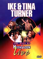 Ike & Tina Turner - MusikLaden Live, Best of