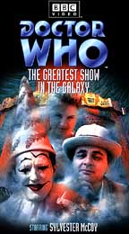 Doctor Who - The Greatest Show in the Galaxy