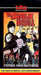 Shaolin Incredible Ten