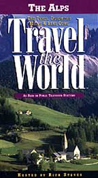 Travel the World: The Alps - The Tyrol, Dolemites, Milan & Lake Como
