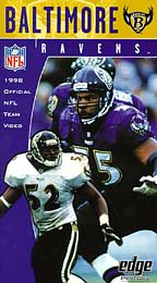 Baltimore Ravens 1998 Official NFL Team Video
