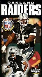 Oakland Raiders 1999 Official NFL Team Video