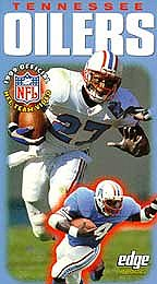 Tennessee Oilers 1999 Official NFL Team Video