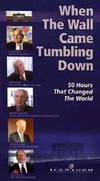 When the Wall Came Tumbling Down: 50 Hours That Changed the World