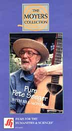 Pure Pete Seeger with Bill Moyers