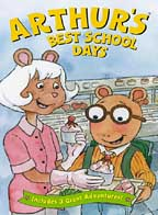 Arthur - Arthur's Best School Days