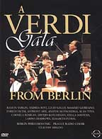 Verdi Gala From Berlin