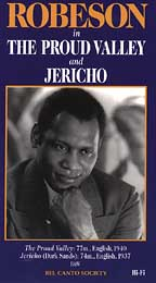 Robeson in The Proud Valley and Jericho