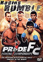 PRIDE Fighting Championships - Raging Rumble
