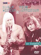 Edgar Winter and Rick Derringer - In Concert