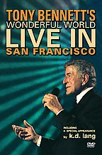 Tony Bennett's Wonderful World: Live in San Francisco