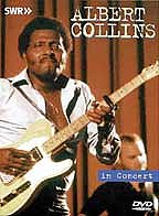 Albert Collins - In Concert: Ohne Filter