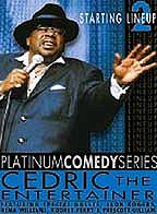 Cedric the Entertainer: Starting Lineup Part II