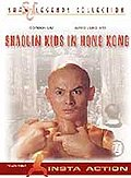 Shaolin Kids In Hong Kong