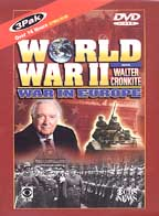 War in Europe with Walter Cronkite