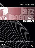 Billy Cobham - Live Palais Des Festivals Hall Cannes 1989
