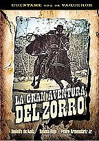 Gran Aventura Del Zorro
