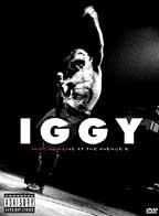Iggy Pop - Live At The Avenue B