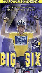 Big Six: Lance Armstrong's Greatest Moments
