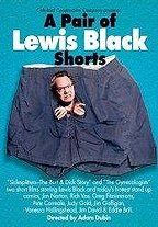 Lewis Black - A Pair of Lewis Black Shorts