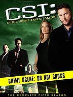 CSI: Crime Scene Investigation - The Complete Fifth Season