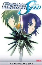 Mobile Suit Gundam SEED - Movie 3: The Rumbling Sky