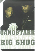 Gangstarr Presents - Big Shug: Who's Hard?