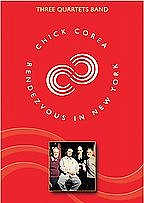Chick Corea and Three Quartets Band