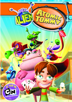 Pet Alien - Atomic Tommy
