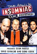 Dave Attells's Insomniac Tour Uncensored!